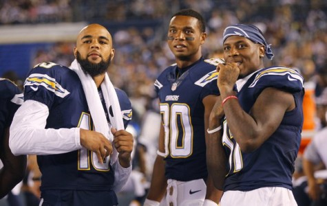 The Chargers: downtown or bust