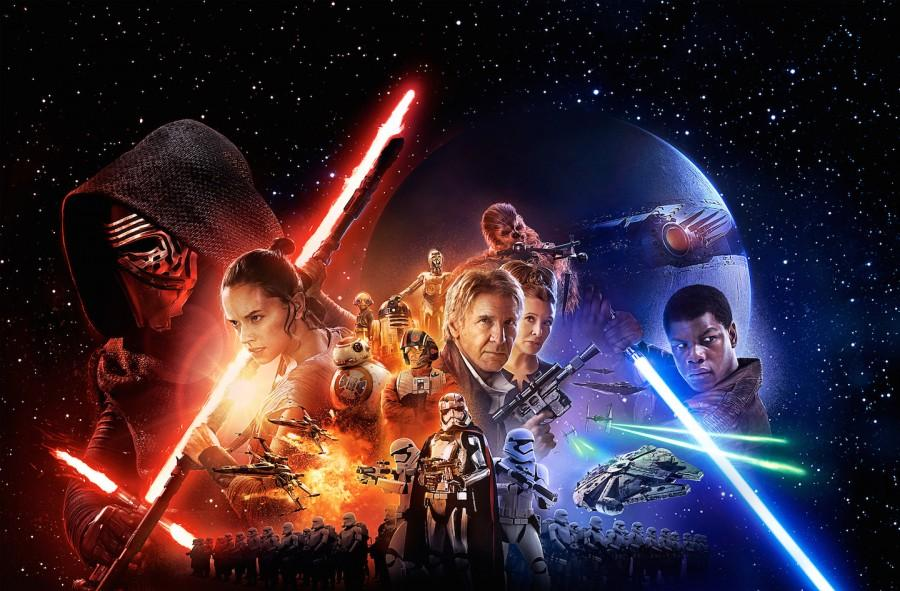 Star Wars: the force awakens or revealing of something else?