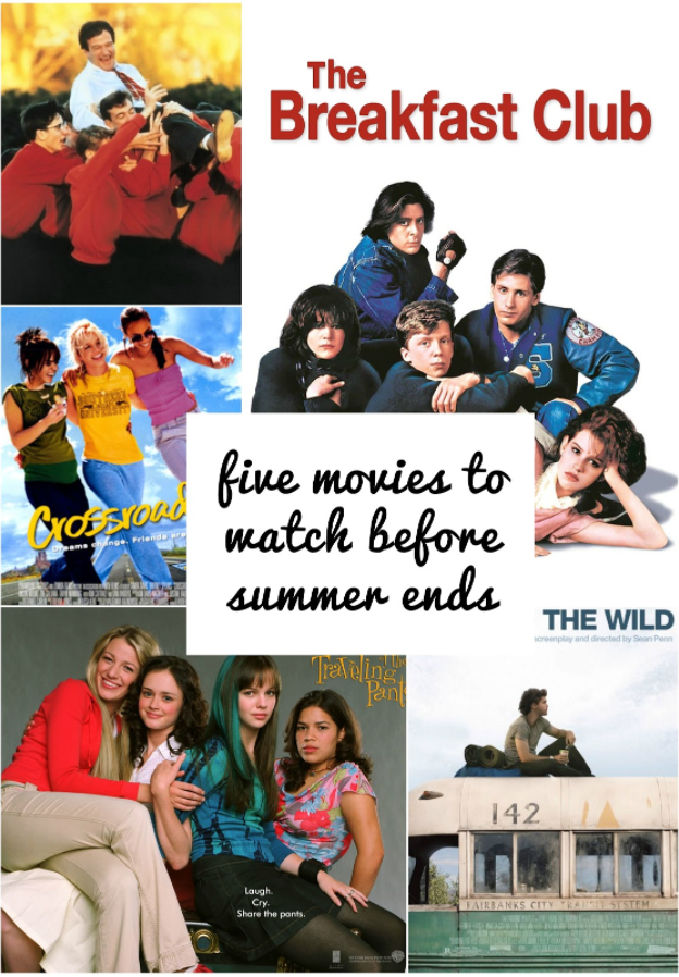 Five movies to watch before summer ends