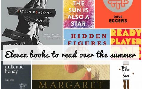 Eleven books to read over the summer