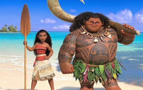 Moana and Maui Impact