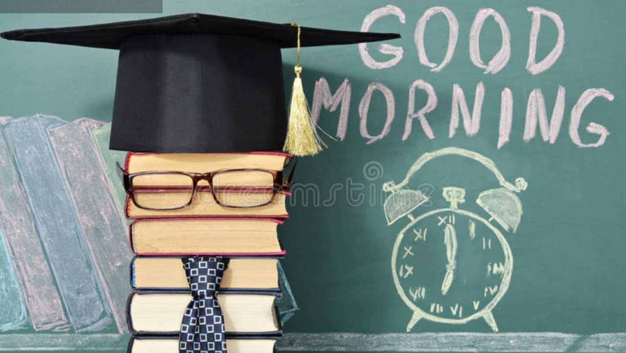 Картинка студенту доброе утро, дочка картинки днем
