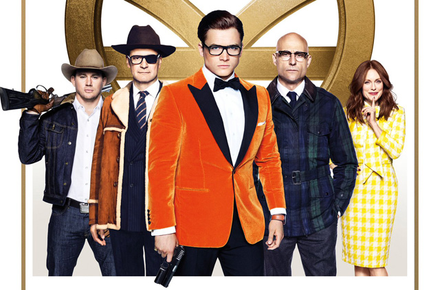 Is the sequel ever better than the original movie? Kingsman: The Golden Circle