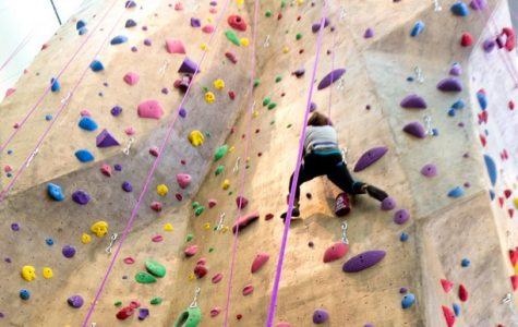 What you need to know about rock climbing