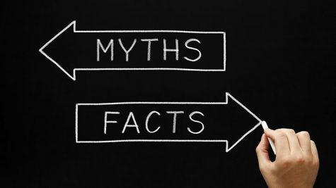 Myths that people think are true but actually aren't