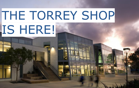 The Torrey Shop is here!