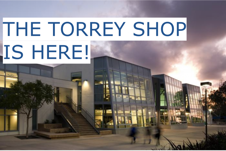 The+Torrey+Shop+is+here%21