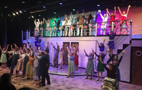 Upper School's delightful, delicious, and lovely production of Anything Goes