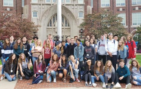 LJCDS 2018 Boston and New England College Tour