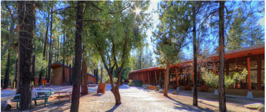 Idyllwild Arts Trip for Sophomores