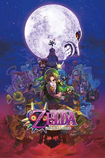 Majora's Mask analysis