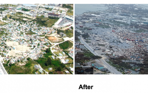 The destructive power of Hurricane Dorian and its long-lasting effects