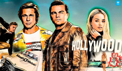 Is Once Upon a Time in Hollywood Tarantino