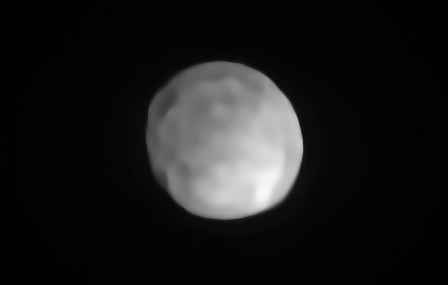 New dwarf planet discovered