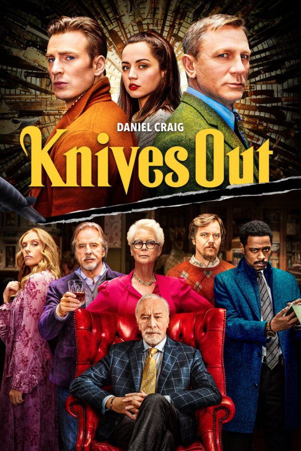"Love ""Clue""? See Knives Out."