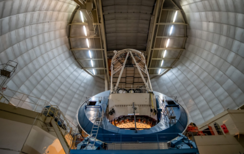 Dark energy telescopes