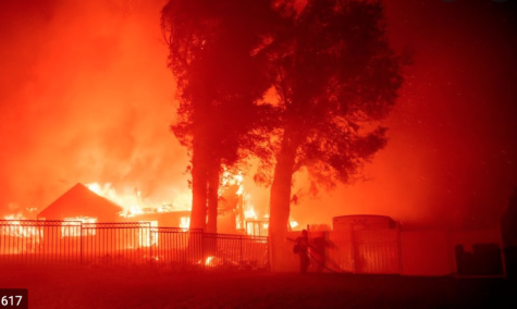 California fire season 2019