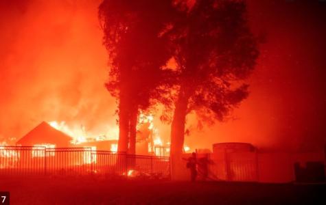 California fire season 2019