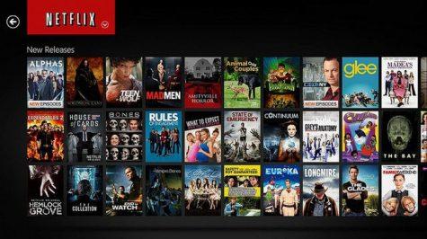 Quarantine Netflix TV watchlist