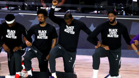 Rising protests in the sports world