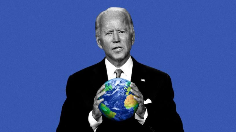 Biden on climate change