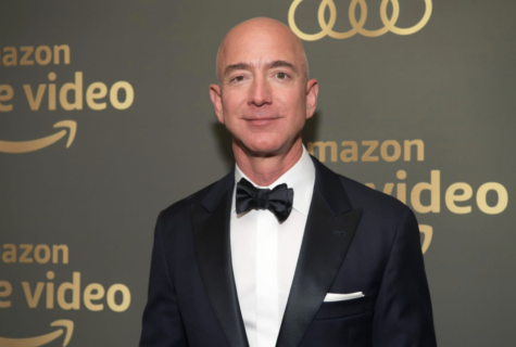 Jeff Bezos to step down as CEO of Amazon
